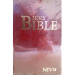 NIV-Bungundy English Holy Bible (Mini)